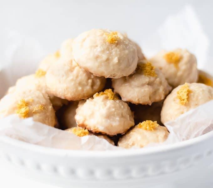 Grapefruit Ricotta Cookies | kickassbaker.com #ricotta #grapefruit #cookies #kickassbaker #greatfruitgrapefruit