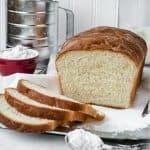 Amish White Bread | kickassbaker.com Pin