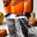 Halloween Cakesicle Pops | kickassbaker.com pin for pinterest