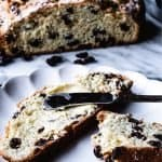 Irish Soda Bread | kickassbaker.com pin for pinterest