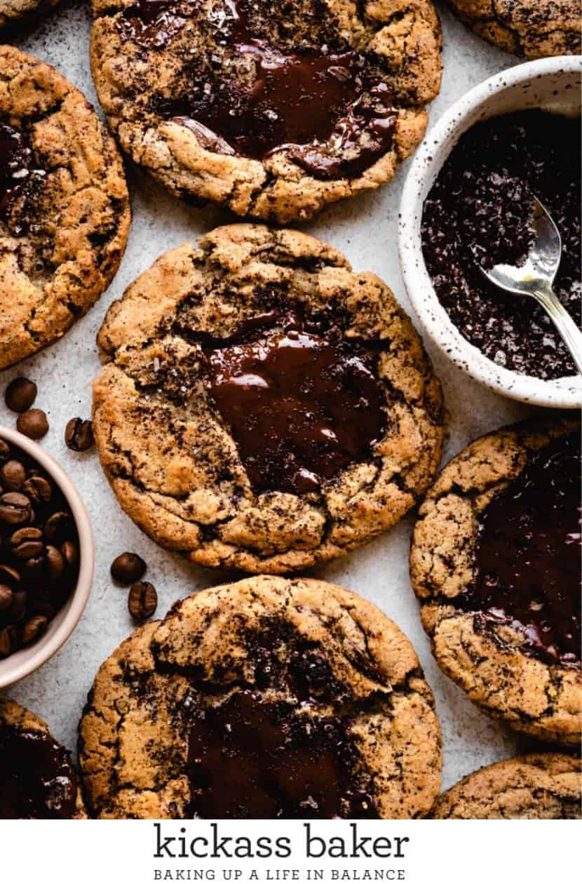 Espresso Chocolate Chunk Cookies