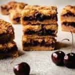 Cherry Pie Bars | kickassbaker.com pin for pinterest 2