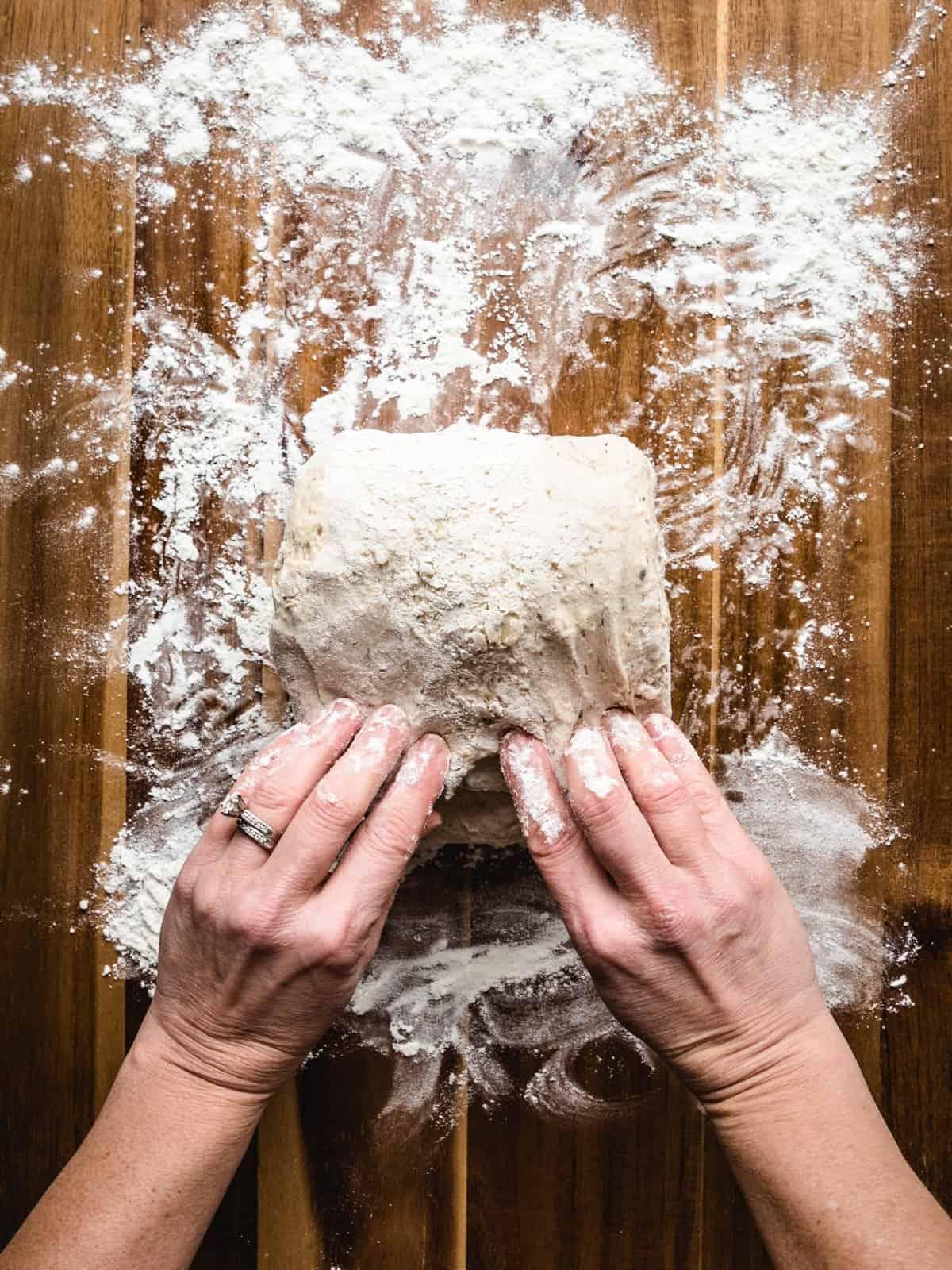 no knead whole wheat bread step 11