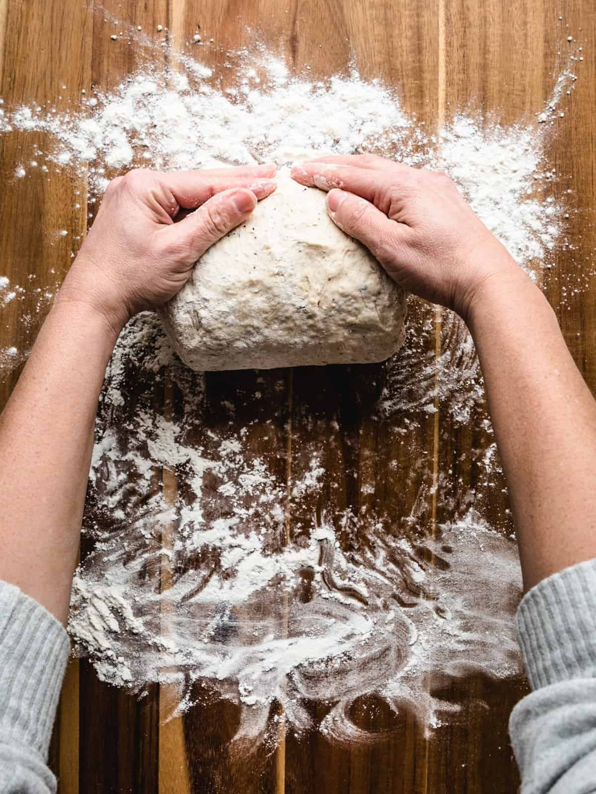 no knead whole wheat bread step 12