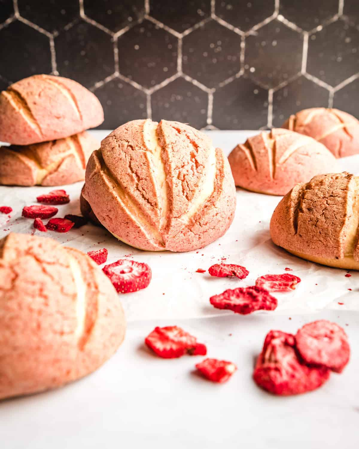 pink conchas